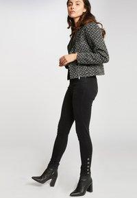 Morgan - Faux leather jacket - black - 1