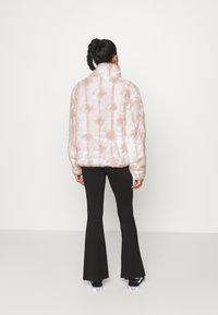 Fila - HARUTO JACKET - Winter jacket - blanc de blanc/sepia rose - 2