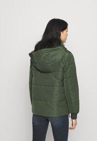 edc by Esprit - JACKET - Winter jacket - khaki green - 2