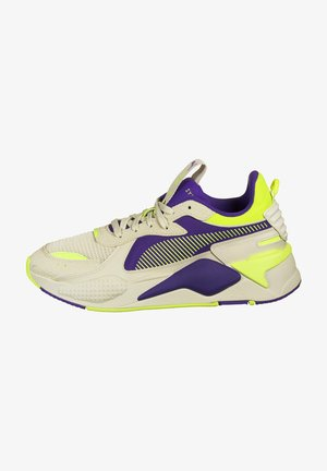 RS-X HARD DRIVE - Zapatillas - whisper white / ultra violet