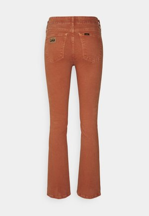 GAUCHO - Flared-farkut - orange rust