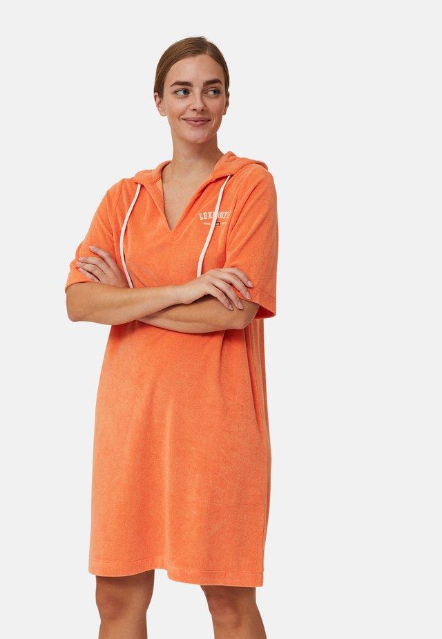 Vapaa-ajan mekko - light orange