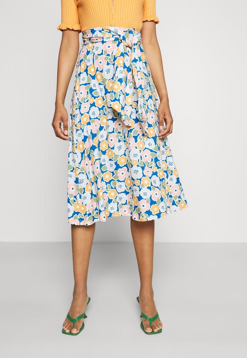 Monki - A-line skirt - multi-coloured