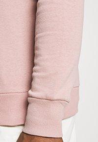 Brave Soul - Sweatshirt - dusky pink/ light grey marl - 6