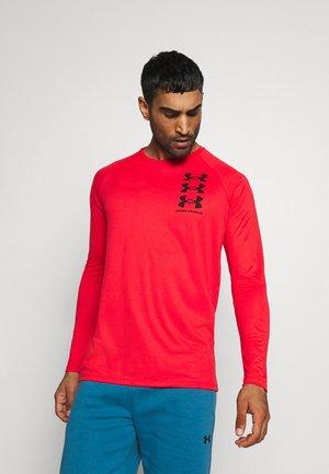 Funkční triko - versa red
