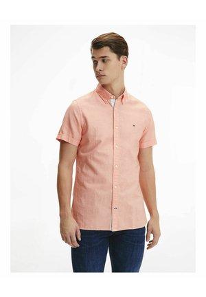 SLIM - Shirt - orange
