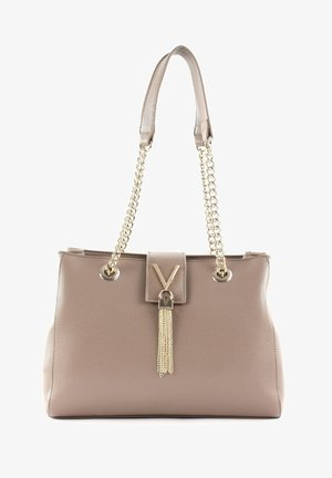 DIVINA LADY SHOULDER BAG - Håndtasker - taupe