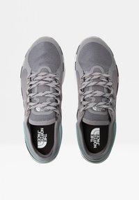 The North Face - VECTIV ESCAPE FUTURELIGHT - Hiking shoes - MELD GREY/DARK EGGPLANT PURPLE - 4