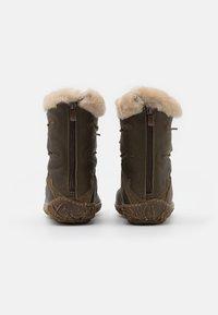 El Naturalista - NIDO - Winter boots - olive - 3