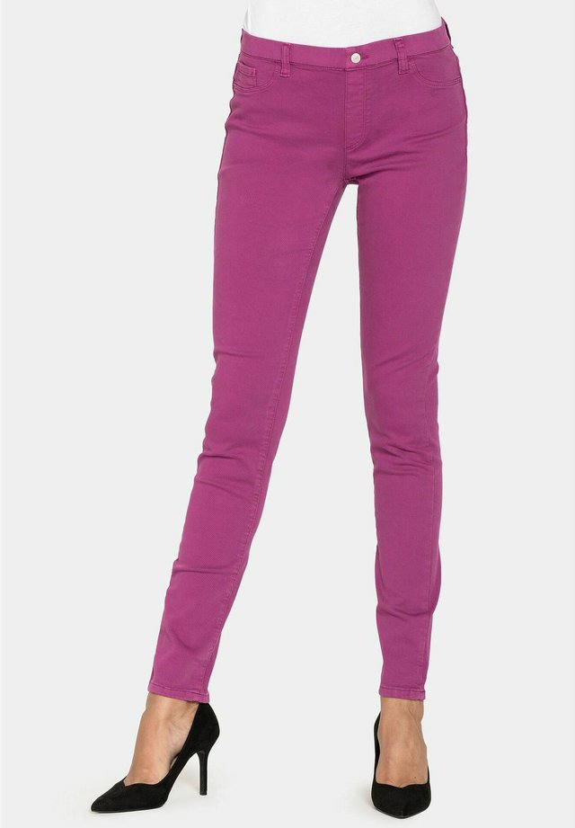 Jeggings - fucsia