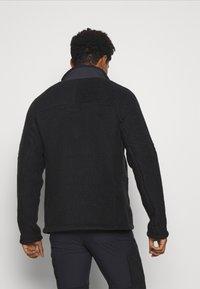 Mammut - INNOMINATA PRO JACKET MEN - Fleece jacket - black - 2