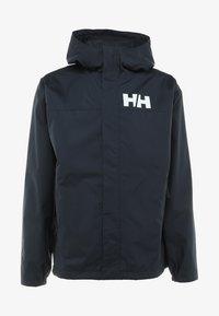 Helly Hansen - ACTIVE JACKET - Regnjakke / vandafvisende jakker - navy - 4