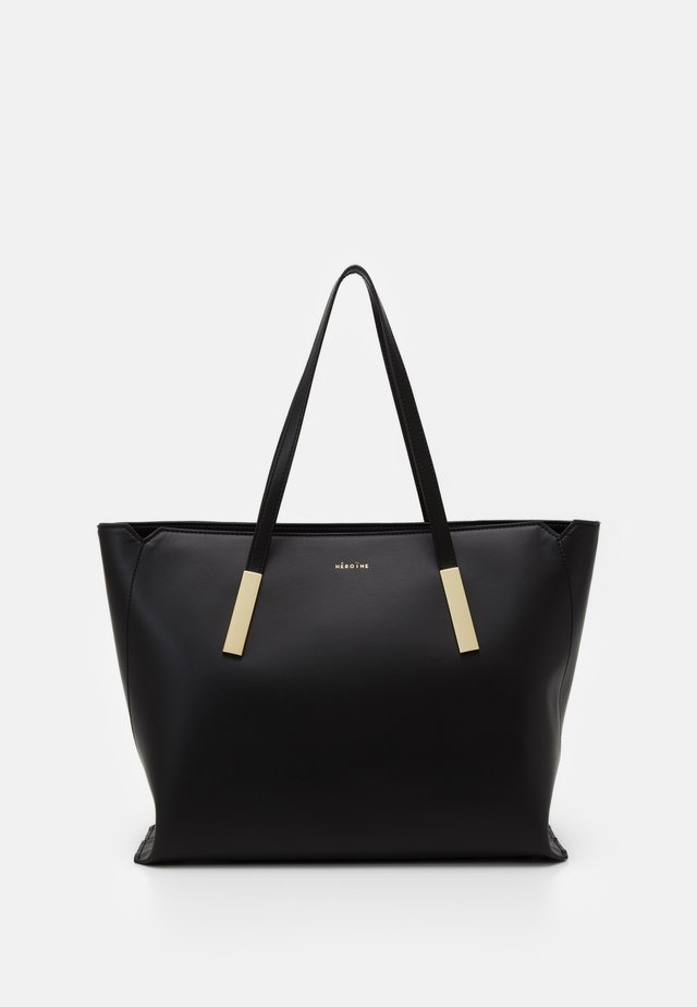 FRANCA - Shopping Bag - black