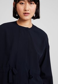 French Connection - WAIST - Blouse - utility blue - 3