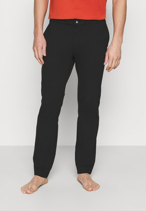 SMART LOUNGE TROUSERS - Pyjamasbyxor - black