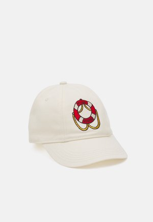 FLOAT SOFT UNISEX - Cap - offwhite