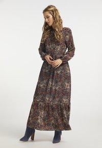 usha - Maxi dress - oliv - 1