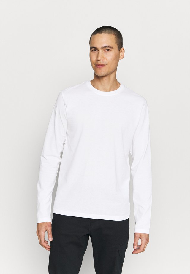 WANJIRU - T-shirt à manches longues - snow white