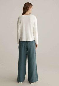 OYSHO - Pantalon classique - blue - 2