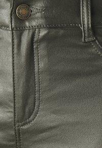 Dorothy Perkins Petite - FRANKIE - Trousers - khaki - 5
