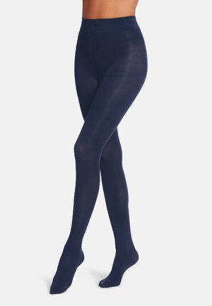 Tights - navy opal