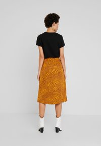 Levete Room - GHITA  - Áčková sukně - sudan brown - 2