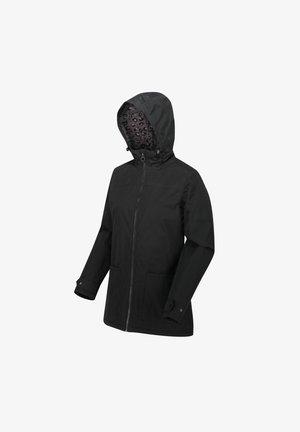 BERGONIA II  - Waterproof jacket - black