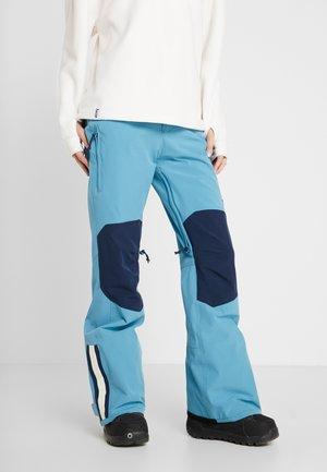 RETRO  - Snow pants - storm blue