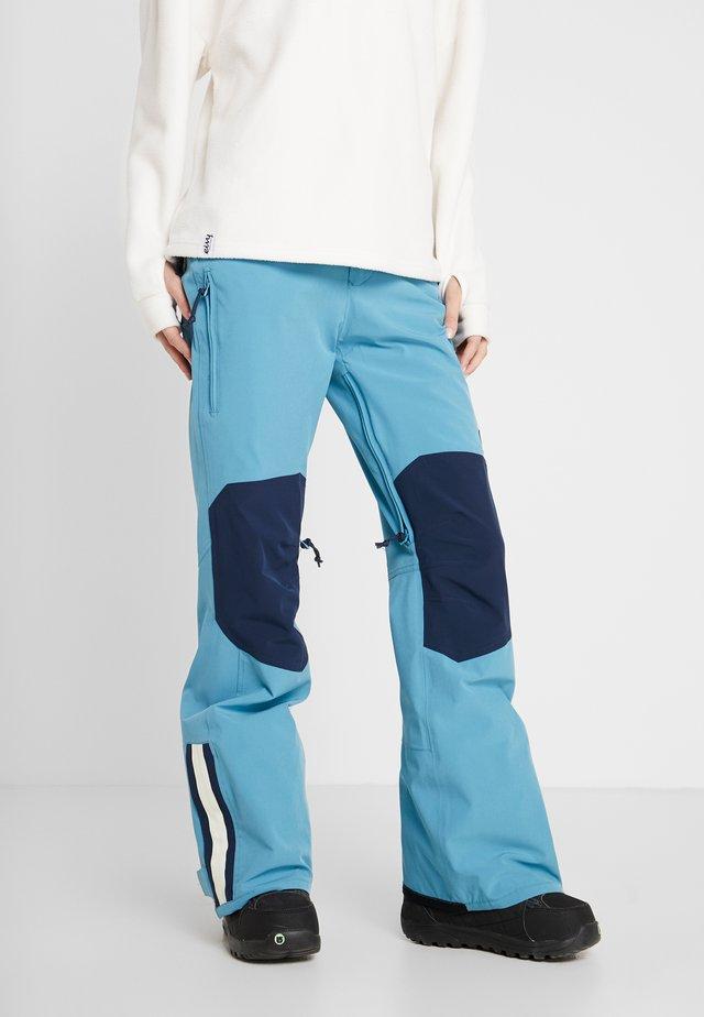 RETRO  - Spodnie narciarskie - storm blue