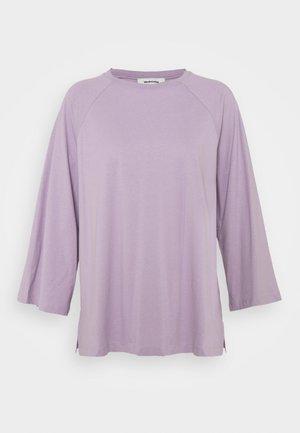 NAPOLI - Long sleeved top - soft lavender