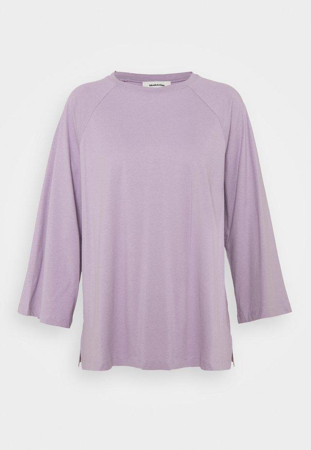 NAPOLI - Långärmad tröja - soft lavender