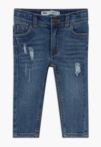 Levi's® - SKINNY  - Jeans Skinny Fit - vintage sky - 0