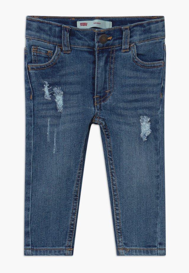 SKINNY - Jeans Skinny Fit - vintage sky