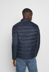 Jack & Jones - JJEMAGIC PUFFER COLLAR  - Light jacket - navy blazer - 2
