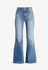 EASTCOAST - Flared Jeans - karen blue