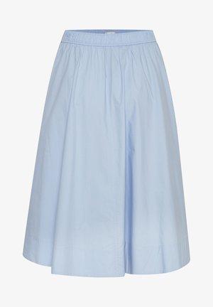 A-lijn rok - brunnera blue