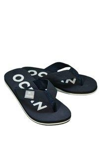 MADSea - Pool shoes - dunkelblau/weiß - 3