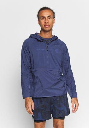 QUALIFIER WEIGHTLESS PACKABLE JACKET - Sports jacket - blue ink