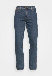 TEXAS - Straight leg jeans - stonewash