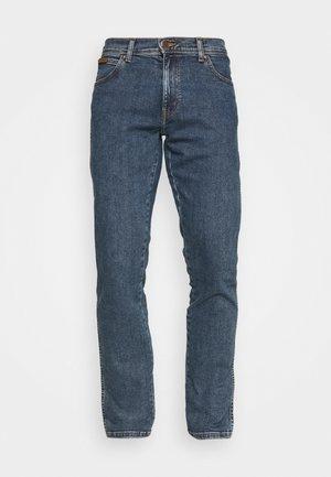 TEXAS - Straight leg -farkut - stonewash