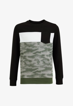MET DESSIN - Maglietta a manica lunga - green