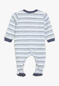 Jacky Baby - SCHLAFANZUG COUCOU MON PETIT - Pyžamo - blue - 1