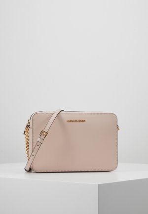 JET SET TRAVEL CROSSBODY - Sac bandoulière - soft pink