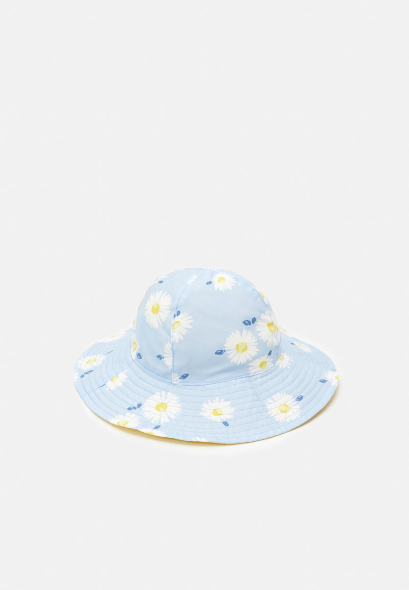Carter's - S21 IG FLORAL REV SH - Chapeau - light blue/yellow