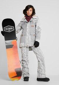 Rojo - ASHTON JACKET - Giacca da snowboard - glacier grey - 1