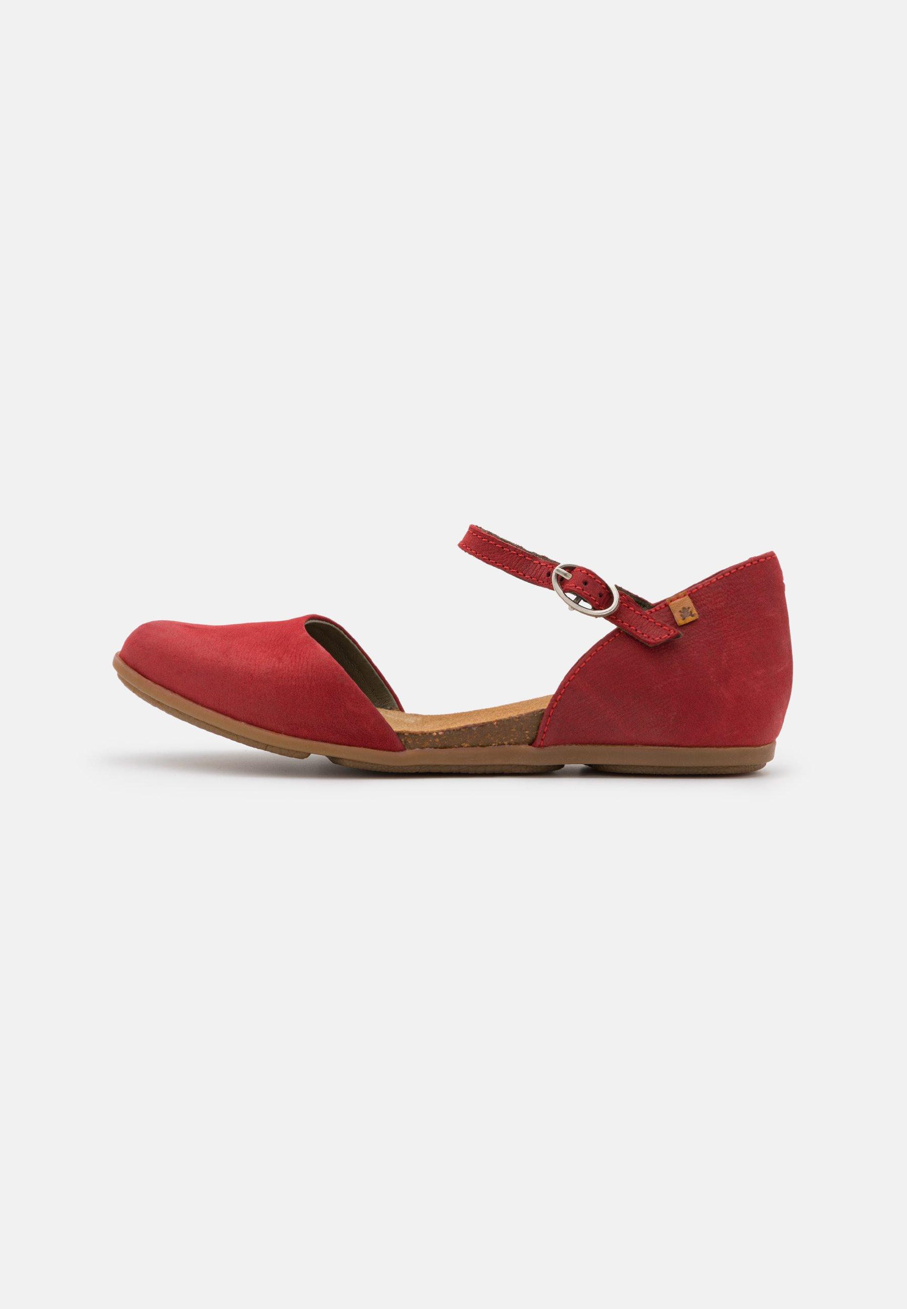 Women STELLA - Ankle strap ballet pumps