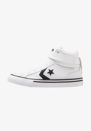 PRO BLAZE STRAP - Vysoké tenisky - white/black