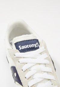 Saucony - JAZZ ORIGINAL VINTAGE - Sneaker low - tan/navy - 5