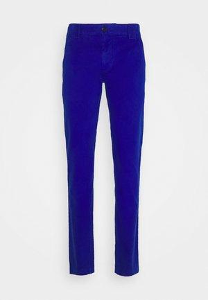 SCANTON PANT - Pantalones chinos - blue