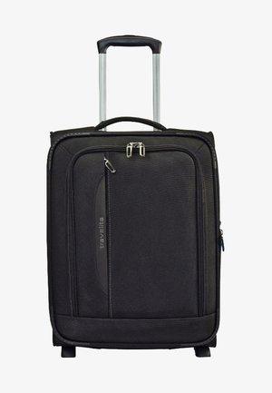 CROSSLITE (54 cm) - Wheeled suitcase - black